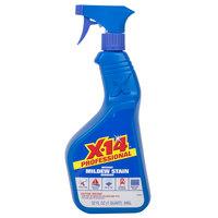 X-14 32 oz. Mildew Stain Remover - 12 / Case
