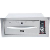 APW Wyott HDDi-2B Built-In 2 Drawer Warmer - 208V