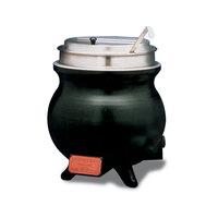 APW Wyott WK-1V PKG 11 Qt. Soup Kettle Countertop Warmer