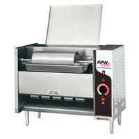 APW Wyott M-95-2 Vertical Conveyor Bun Grill Toaster