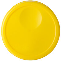 Rubbermaid 5730 Yellow Lid for 12, 18, 22 Qt. Round Food Storage Containers (FG573000YEL)