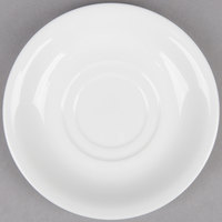 Bright White 6 inch Saucer 36/Case