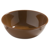 Carlisle 4385843 Toffee Dayton 16 oz. Nappie Bowl - 48 / Case