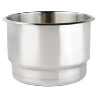 Avantco S600INSET 14 Qt. Stainless Steel Inset