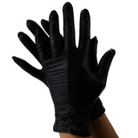 Nitrile Heavy Duty Gloves 6 Mil Thick Medium Powder-Free
