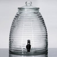 Core 2.4 Gallon Glass Beverage Dispenser