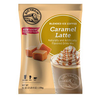 Big Train Caramel Latte Blended Ice Coffee Mix - 3.5 lb.
