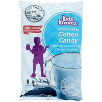 Big Train Cotton Candy Kidz Kreamz Frappe Mix - 3.5 lb.
