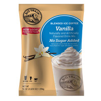 Big Train No Sugar Added Vanilla Blended Ice Coffee Mix - 3.5 lb.