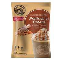 Big Train Pralines 'N Cream Blended Ice Coffee Mix - 3.5 lb.