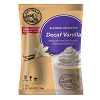 Big Train Decaf Vanilla Latte Blended Ice Coffee Mix - 3.5 lb.