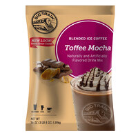 Big Train Toffee Mocha Blended Ice Coffee Mix - 3.5 lb.