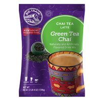 Big Train Green Tea Chai Tea Latte Mix - 3.5 lb.