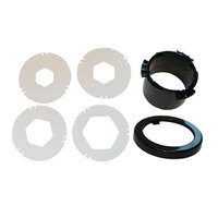 San Jamar XC2426WS Installation Kit for C2410C Series Cup Dispensers
