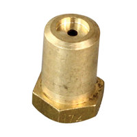 All Points 26-1107 Burner Orifice; #47; Natural Gas; 3/8 inch-27 Thread; 1/2 inch