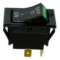All Points 42-1333 On/Off Melt Cycle Rocker Switch - 6A/125V, 3A/250V