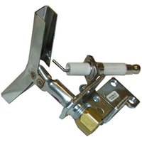All Points 51-1189 1/4 inch CCT Nat/LP Gas Pilot Burner Assembly with Igniter, Bracket, and Flexible Tubing