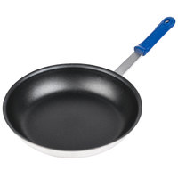 Vollrath EZ4010 Wear-Ever 10 inch Ever-Smooth CeramiGuard II Non-Stick Fry Pan with Rivetless Cool Handle