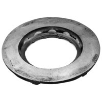 All Points 24-1017 13 5/8 inch Cast Iron Burner Ring