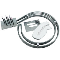All Points 34-1449 Oven Element Assembly; 240V; 10000W; 1-3 Phase 12 inch x 22 inch