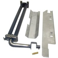 All Points 26-2145 31 1/2 inch Steel Burner Assembly