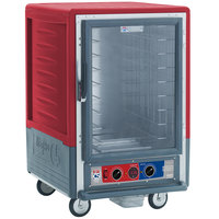 Metro C535-MFC-L C5 3 Series Moisture Heated Holding and Proofing Cabinet - Clear Door
