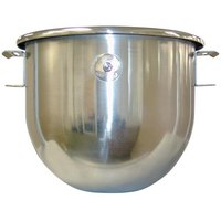 Hobart 295643 Equivalent Classic 12 Qt. Stainless Steel Mixing Bowl