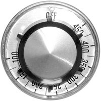 All Points 22-1284 2 1/2 inch Hotplate / Oven / Range Thermostat Dial (Off, 100-450)