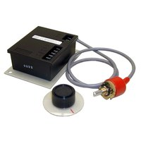 All Points 46-1247 Solid State Temperature Controller with Potentiometer and Knob - 100 to 450 Degrees Fahrenheit