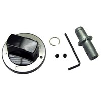 All Points 22-1446 Black Grill / Broiler Knob Assembly