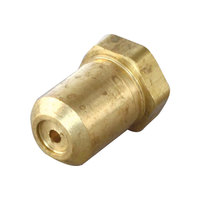 Imperial 1700-45 Equivalent Burner Valve Hood Orifice; #45; 3/8 inch-27 Thread