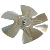 All Points 26-3367 6 1/2 inch Aluminum Condenser Fan Blade for Silver King