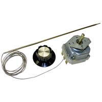 Bakers Pride M1098X Equivalent Thermostat; Type EGO; Temperature 680 Degrees Fahrenheit; 60 inch Capillary