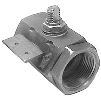 All Points 56-1347 Fryer Drain Valve; No Handle - 1 1/4 inch FPT
