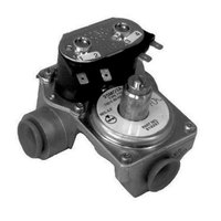 All Points 54-1052 Dual Natural Gas Pilot Solenoid Valve; 3/8 inch FPT 120V