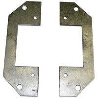 All Points 26-2769 8 inch x 2.37 inch Motor Bracket