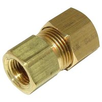 Imperial 30286 Equivalent 3/8 inch-27 x 3/8 inch CCT Female Coupling