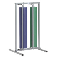 Bulman R997-20 20 inch Vertical Two Roll Paper Rack