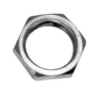 All Points 26-1027 Aluminum Hex Nut for 3/8 inch NPS Pipe Thread