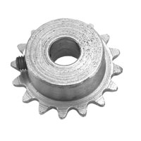 All Points 26-2135 Conveyor Sprocket - 12 Teeth, 3/8 inch Hole, 1 1/8 inch Diameter