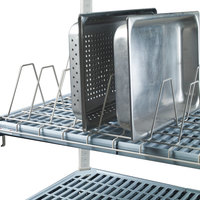 Metro MTR2448XEA Metromax iQ Drying Rack for Cutting Boards, Pans, and Trays 24 inch x 48 inch x 6 inch