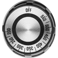 Star Y9-70701-12 Equivalent 2 inch Oven / Range Thermostat Dial (Off, 200-550)