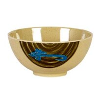 Wei 9 oz. Round Melamine Soup Bowl - 12 / Pack