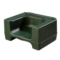 Carlisle 711008 Forest Green Dual Seat Booster Seat