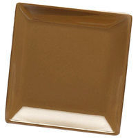 Elite Global Solutions D1111SQ Squared Tapenade 11 1/2 inch Square Melamine Plate