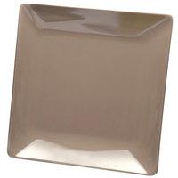 Elite Global Solutions D99SQ Squared Mushroom 9 inch Square Melamine Plate