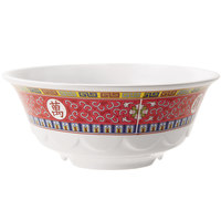 GET M-808-L Dynasty Longevity 52 oz. Wave Bowl - 12/Case