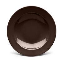 Elite Global Solutions D12PB Urban Naturals Aubergine 24 oz. Melamine Pasta Bowl