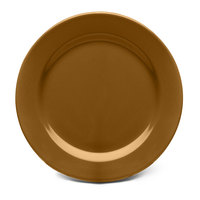 Elite Global Solutions D775PL Urban Naturals Tapenade 7 3/4 inch Round Melamine Plate