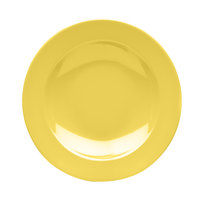 Elite Global Solutions D878PB Urban Naturals Olive Oil 12 oz. Melamine Pasta Bowl